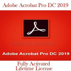Acrobat DC Pro 2019-2020 Windows & MacOS