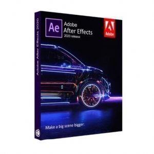 Adobe After Effects 2020 Pre-Activated