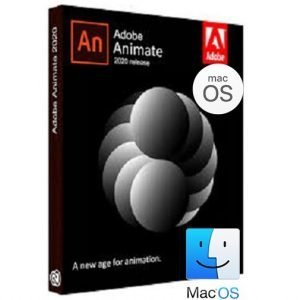 Adobe Animate 2020 MacOS Pre-Activated