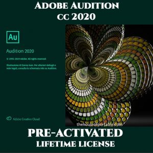 Adobe Audition CC 2020 Pre-Activated