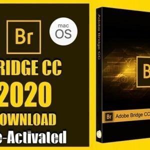 Adobe Bridge MacOS 2020 Pre-Activated