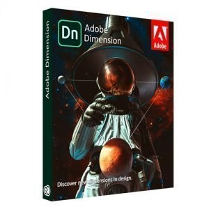 ADOBE Dimension CC 2020 Pre-Activated