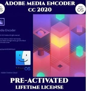 Adobe Media Encoder MacOS CC 2020