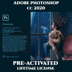 Adobe Photoshop 2020 Pre-Activated