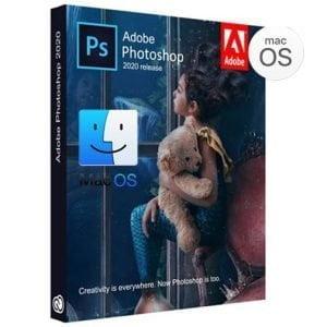 Adobe Photoshop MacOS 2020 Pre-Activated