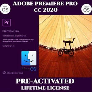 Adobe Premiere Pro MacOS 2020