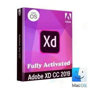 ADOBE XD CC MacOs 2019 Pre-Activated