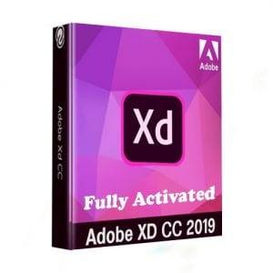 ADOBE XD CC 2019 Pre-Activated