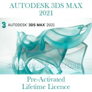 AutoDesk 3DS Max Fully Activated
