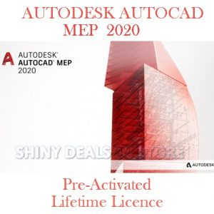 AutoDesk AutoCad MEP Fully Activated