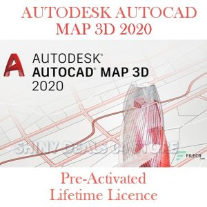 AutoDesk AutoCad Map 3D Fully Activated