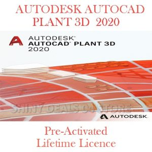 AutoDesk AutoCad Plant 3D Fully Activated
