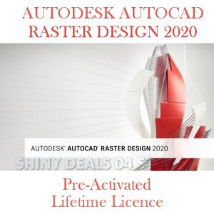 AutoDesk AutoCad Raster Design Fully Activated