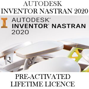 AutoDesk Inventor Nastran Fully Activated