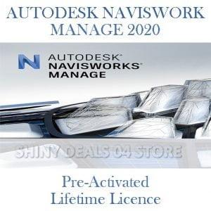 AutoDesk Naviswork Manage Fully Activated