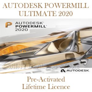 AutoDesk Powermill Ultimate Fully Activated