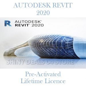 AutoDesk Revit Fully Activated 2020-2021