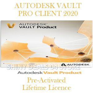 AutoDesk Vault Pro Client Fully Activated