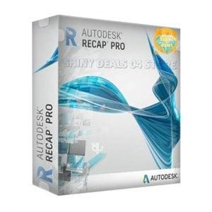 AutoDesk Recap Professional Fully Activated
