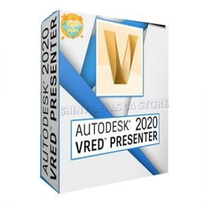 AutoDesk VRed Presenter Fully Activated