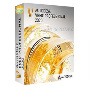 AutoDesk VRed Professional Fully Activated