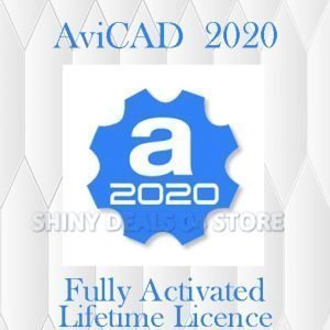 AVICAD PRO x64 2020 Pre-Activated