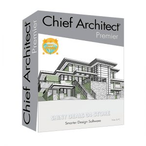CHIEF ARCHITECT PREMIER X12 Activated