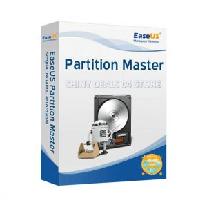 Easeus Partition Master 14 2020