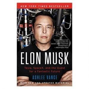 Elon Musk By Ashlee Vance PDF