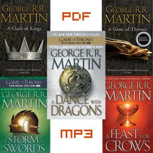 Song of Ice and Fire Series PDF + MP3
