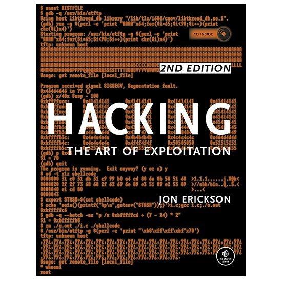 Hacking _ The Art of Exploitation, 2nd Edition PDF E-book By Jon Erickson
