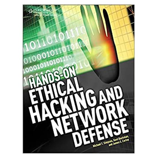 Hands-On Ethical Hacking and Network Defense PDF By Michael T. Simpson, Kent Backman & James Corley