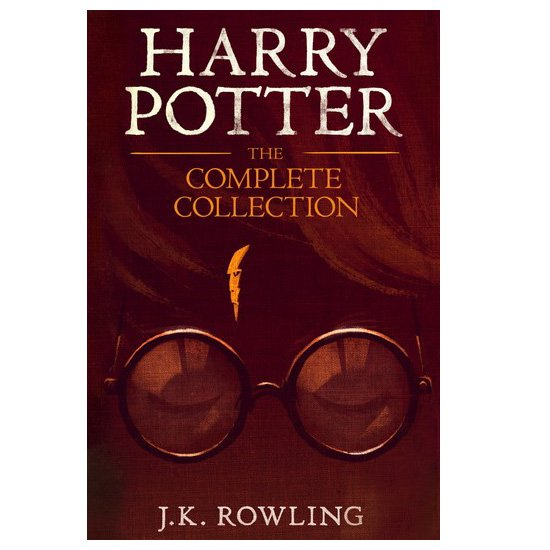 Harry Potter The Complete Collection (1-7) By J.K Rowling PDF