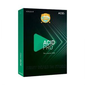 MAGIX ACID PRO 9 2020 Pre-Activated 64 Bit