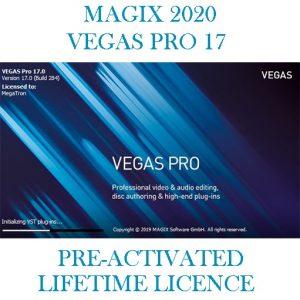 MAGIX VEGAS PRO 17 2020