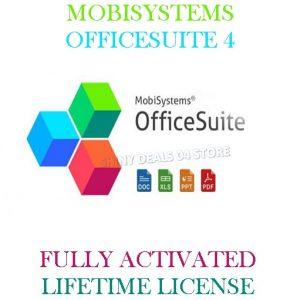 OFFICE SUITE PREMIUM 4 2020 Pre-Activated