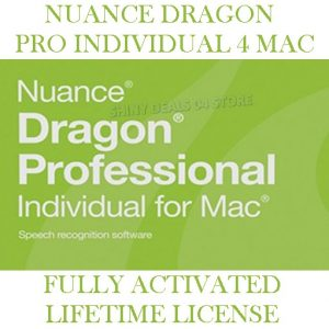 DRAGON PROFESSIONAL INDIVIDUAL6