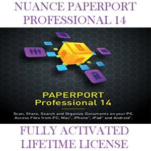 NUANCE PAPERPORT PRO 14.5 Pre-Activated