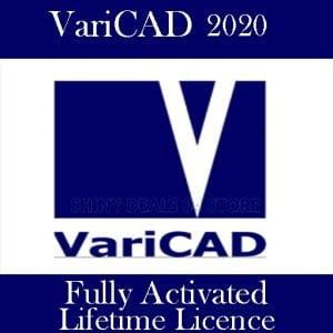 VariCAD 2020 (64 Bit) Pre-Activated