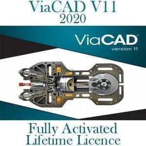 ViaCAD PRO 11 Pre-Activated