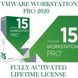 VMWARE WORKSTATION PRO 15.1