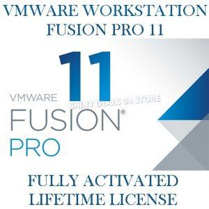 VMWARE FUSION PRO 11.5.3 MacOS