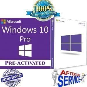 Windows 10 Pro x32 Activated