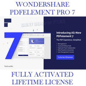 Wondershare PdfElement Pro 7