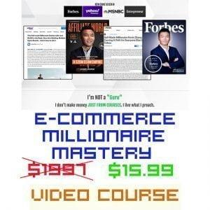 E-CommerceMillionaire Mastery