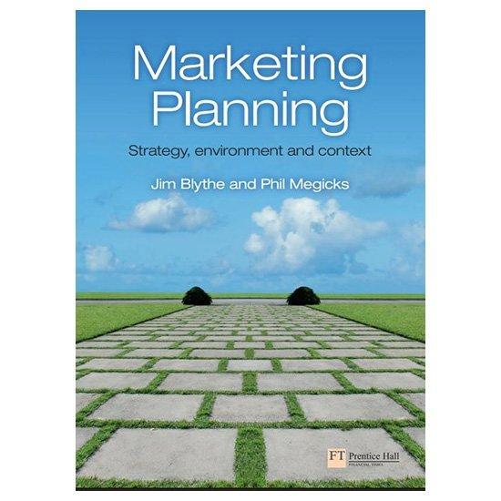 Marketing Planning PDF E-Book By Jim Blythe & Phil Megicks