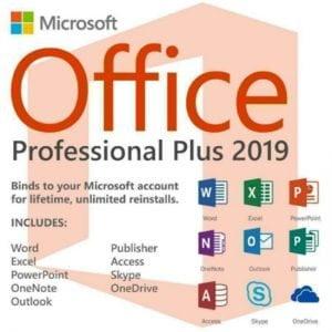 Microsoft Office 2019 Pro Plus Activation Key