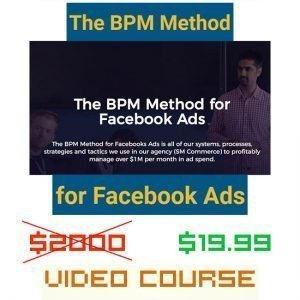 The BPM Method for Facebook Ads 2020