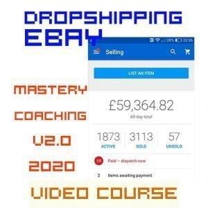 eBay Dropshipping Coaching V2.0