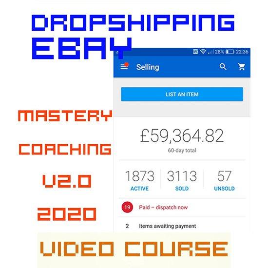 eBay Dropshipping Coaching V2.0 By Andrei Kreicberg